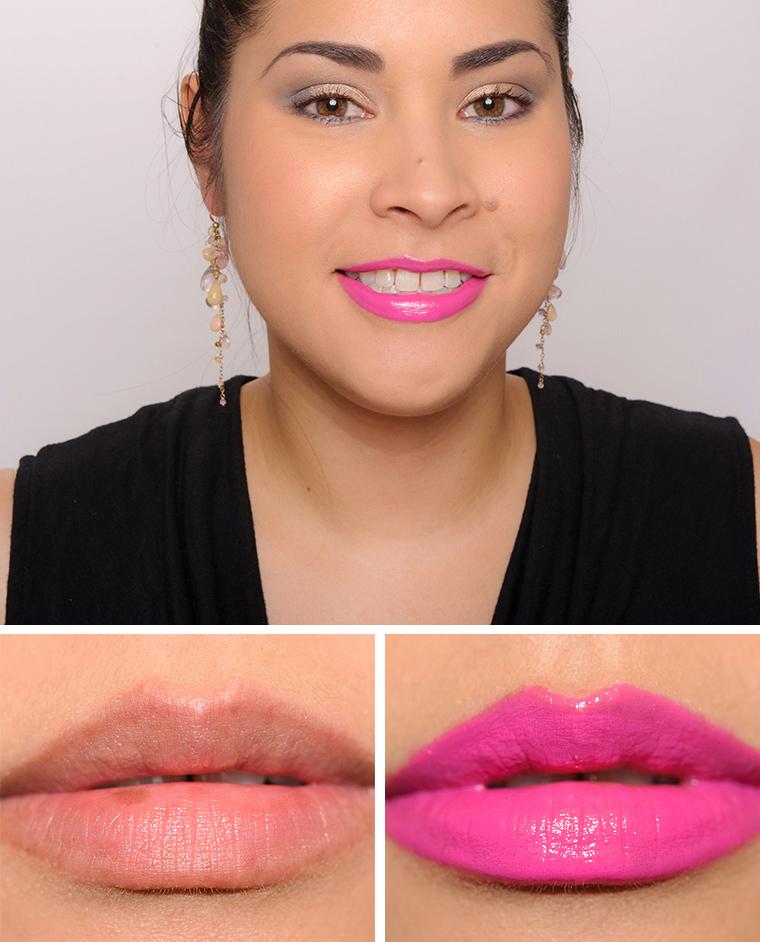 MAC A for Attitude Vamplify Lipgloss