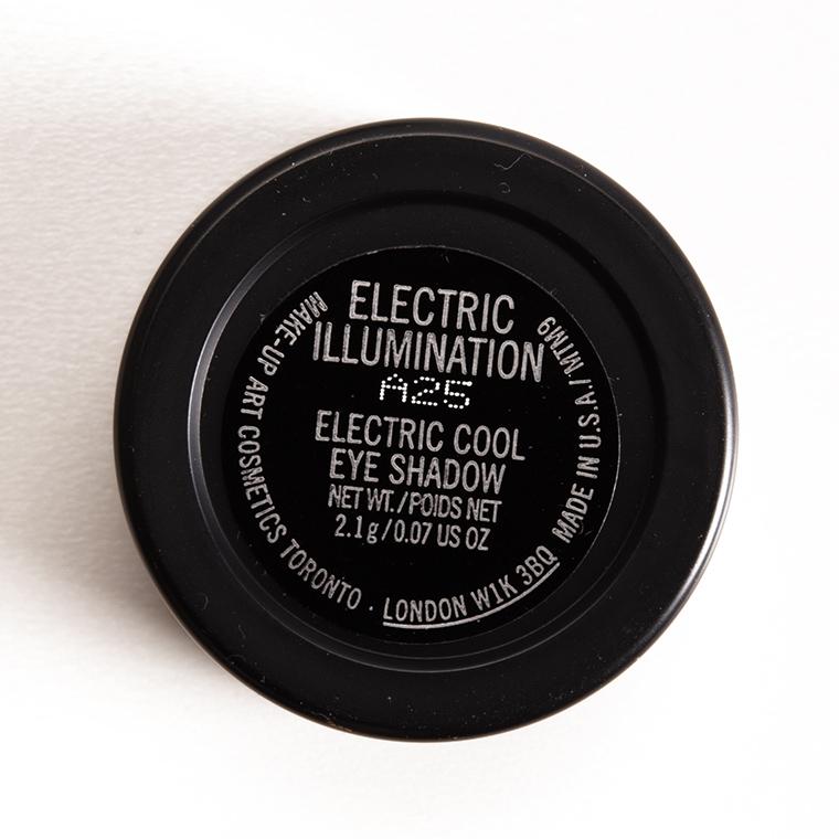MAC Electric Illumination Electric Cool Eyeshadow
