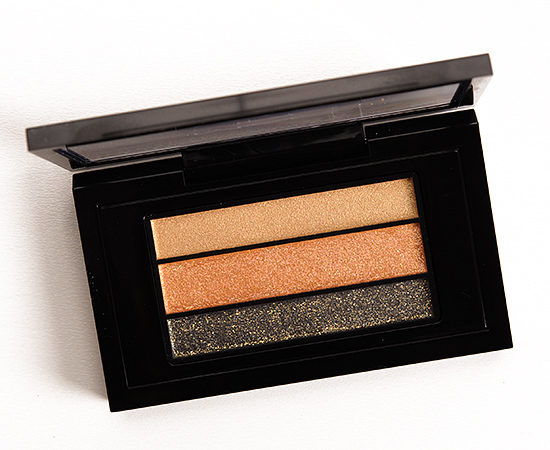 MAC Gingerluxe Veluxe Pearlfusion Eyeshadow Trio