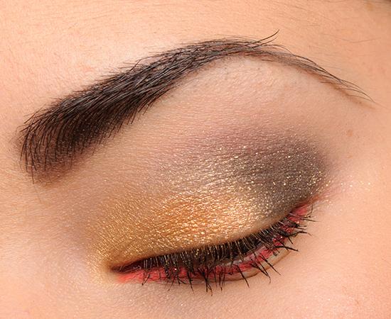 MAC Gingerluxe Veluxe Pearlfusion Eyeshadow Trio