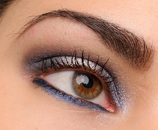 MAC Lapisluxe Veluxe Pearlfusion Eyeshadow Trio