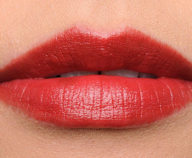 MAC Nose for Style Mineralize Rich Lipstick