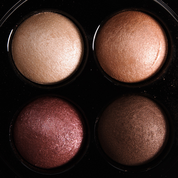 MAC Pure Bred Mineralize Eyeshadow Quad