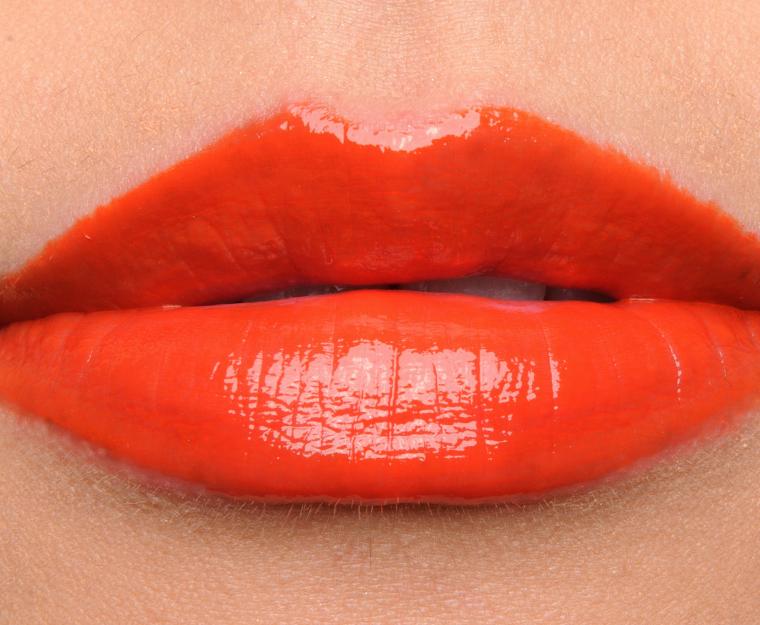 MAC Push Some Buttons Vamplify Lipgloss
