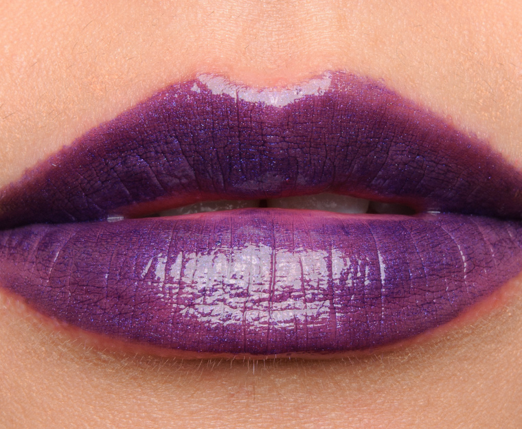 MAC She-Rebel Vamplify Lipgloss