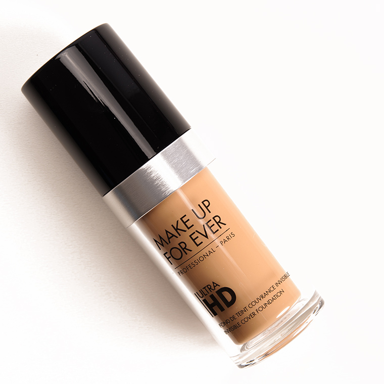 Hd Foundation Review Swatches Look Make Up Forever Ultra