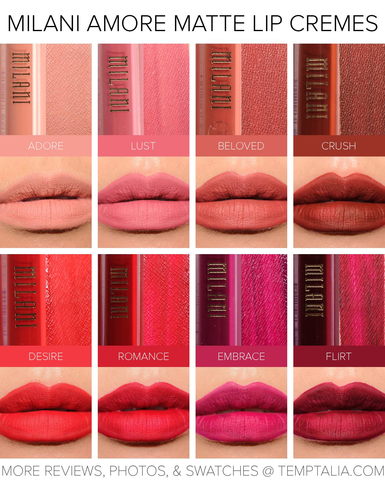 New Mac Lipstick Shades