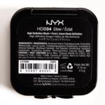 NYX Glow HD Blush