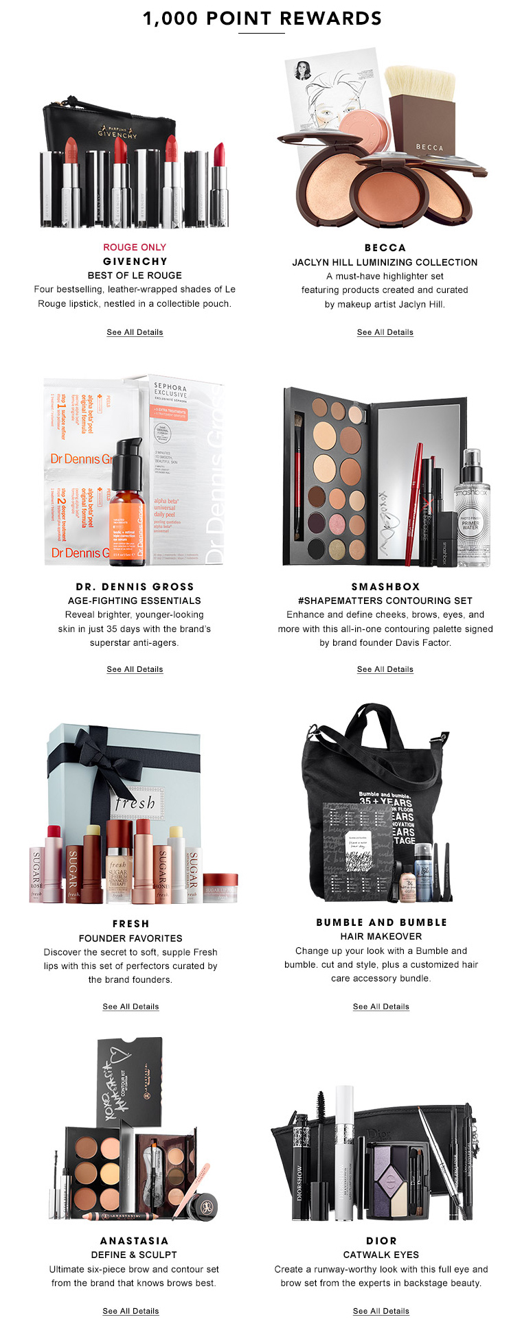 Sephora 4x Points Event Now + Epic Rewards Coming on August 10th