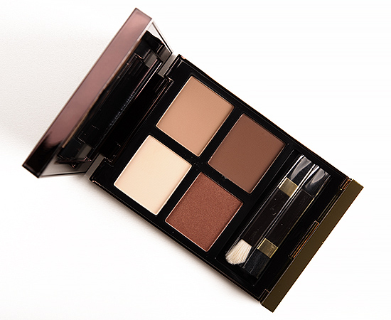 tom ford cocoa mirage eye color quad review photos swatches