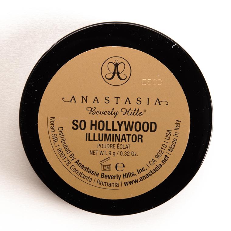 Anastasia So Hollywood Illuminator
