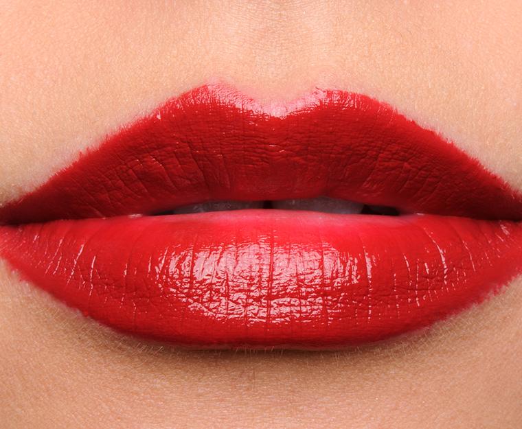 bobbi brown burnt red lipstick swatch the art of beauty. Black Bedroom Furniture Sets. Home Design Ideas