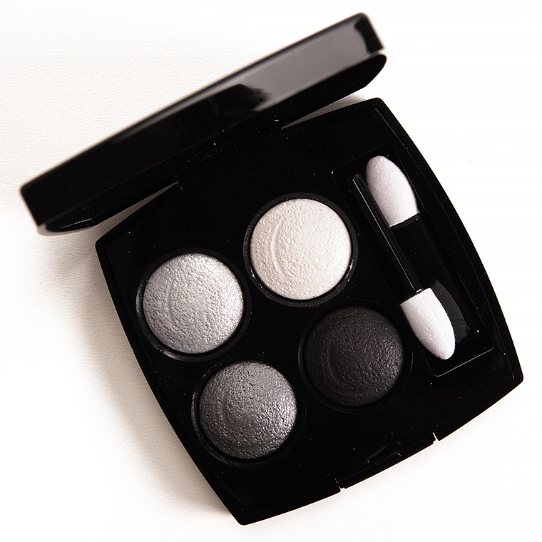 Chanel Tisse Smoky (246) Eyeshadow Quad