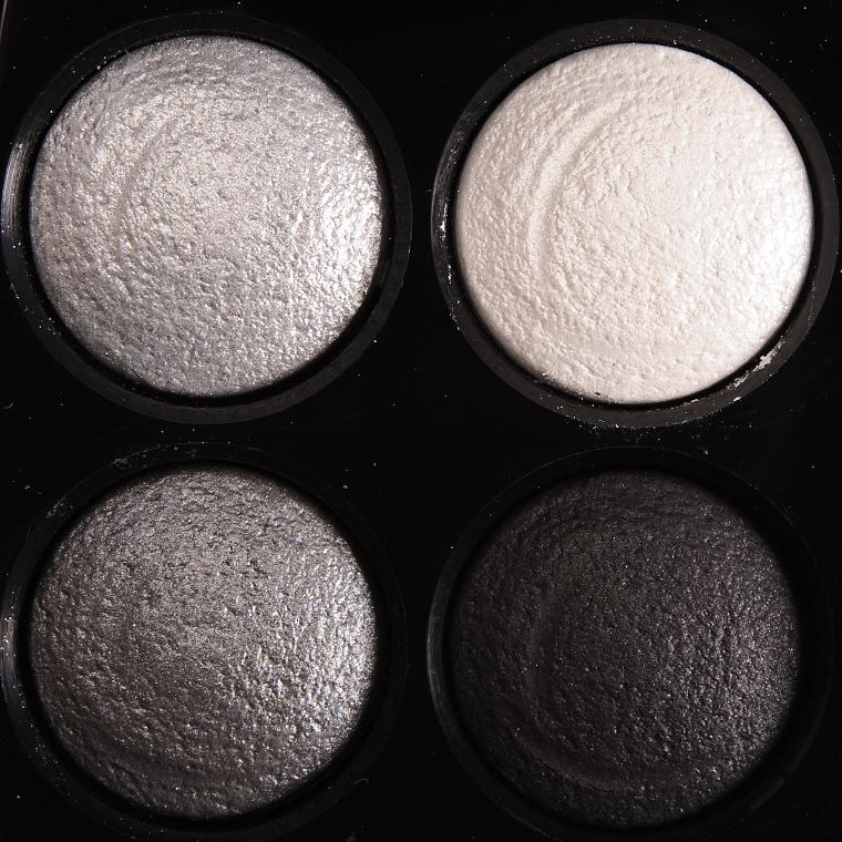 Chanel Tisse Smoky (246) Eyeshadow Quad