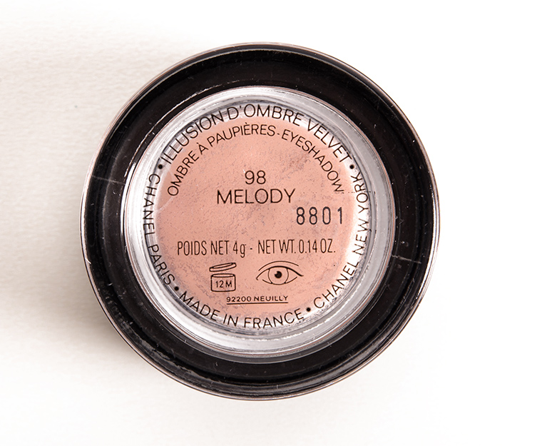Chanel Melody (98) Illusion d'Ombre Velvet Eyeshadow