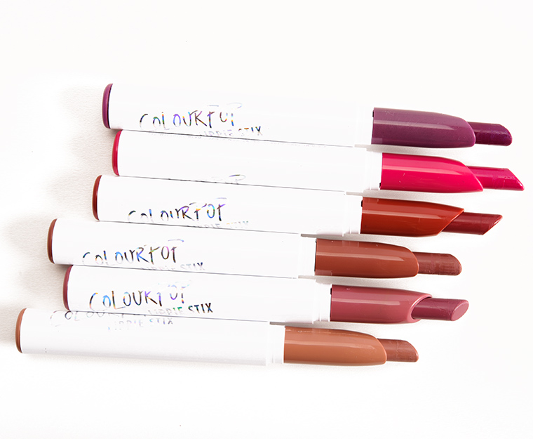 ColourPop Back to Cool Lippie Stix Set