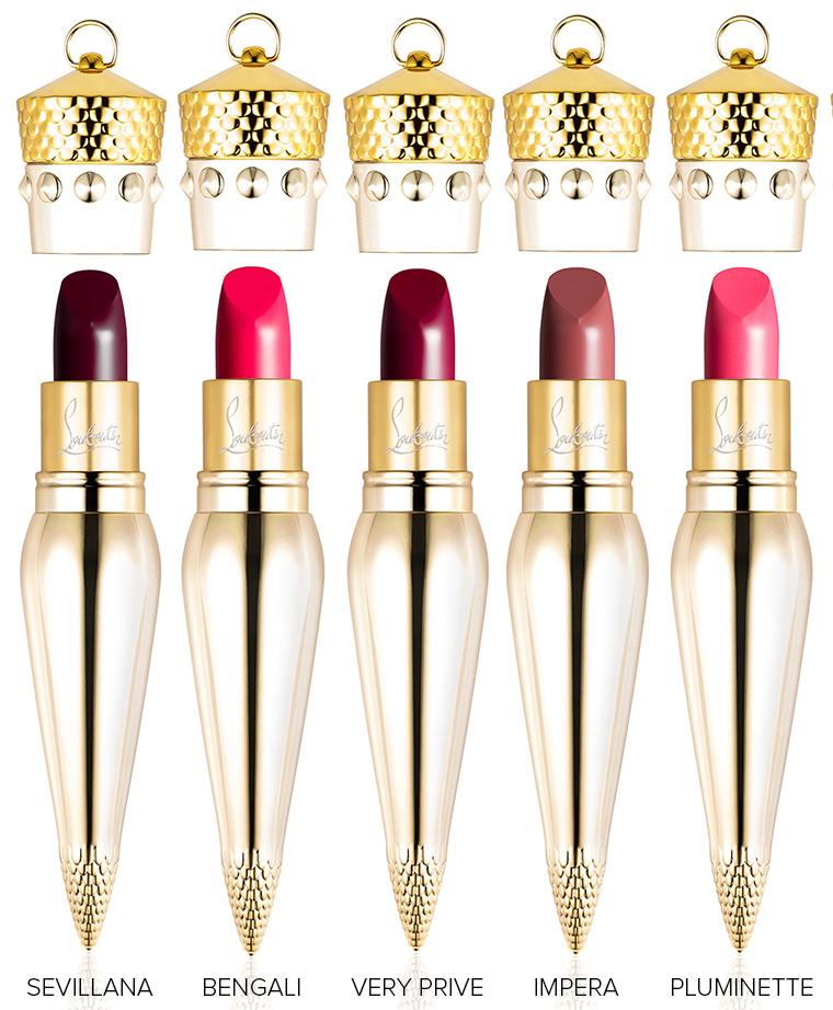 33c0a33b430e Christian Louboutin Beaute Lip Colour Launches