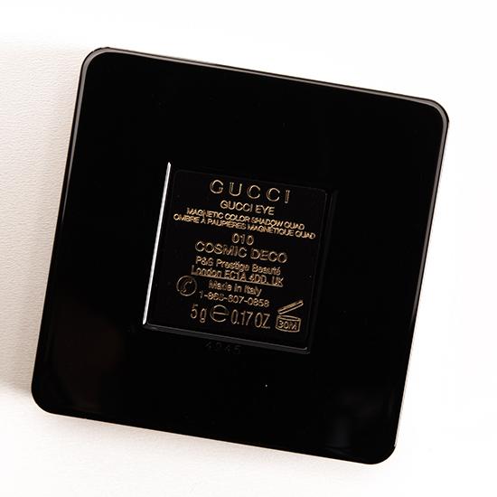 Gucci Cosmic Deco Magnetic Color Shadow Quad
