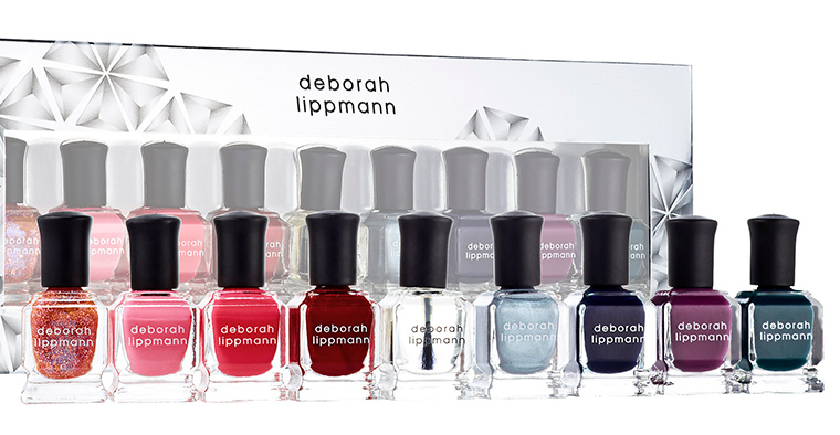 Deborah Lippmann Holiday 2015 Sets & Kits
