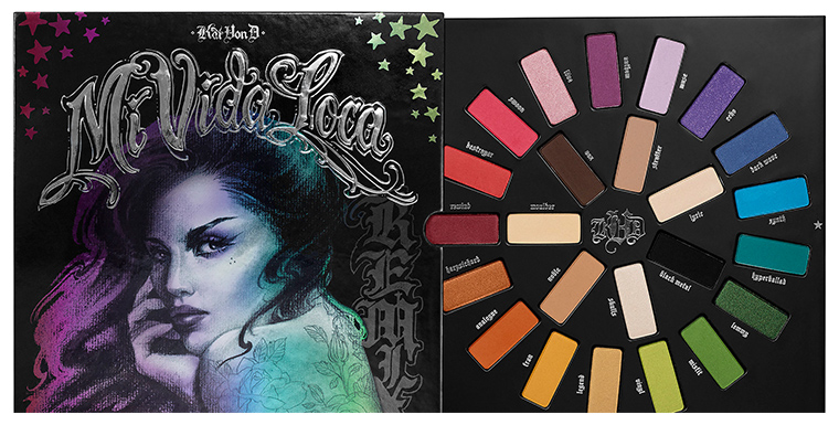 Kat Von D Mi Vida Loca Remix Collection