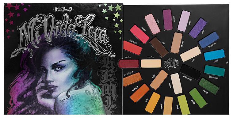 Kat Von D Mi Vida Loca Remix Collection
