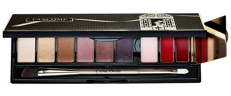 Lancome My French Noel Palette for Holiday 2015