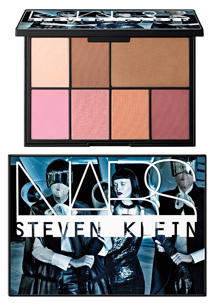 Nars  one shocking moment cheek palette