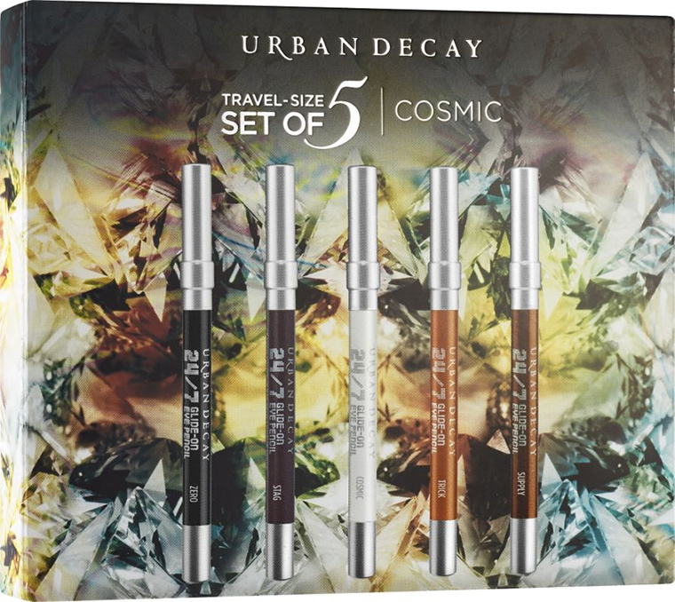 Urban Decay Cosmic 24/7 Travel Eyeliner Set