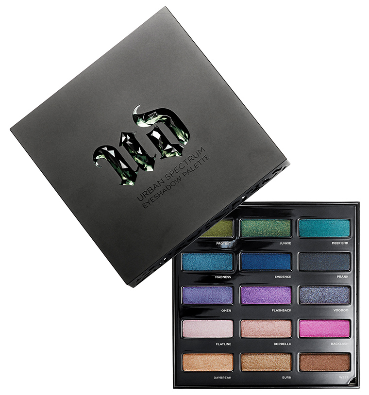 Color Spectrum Of Sephora Makeup