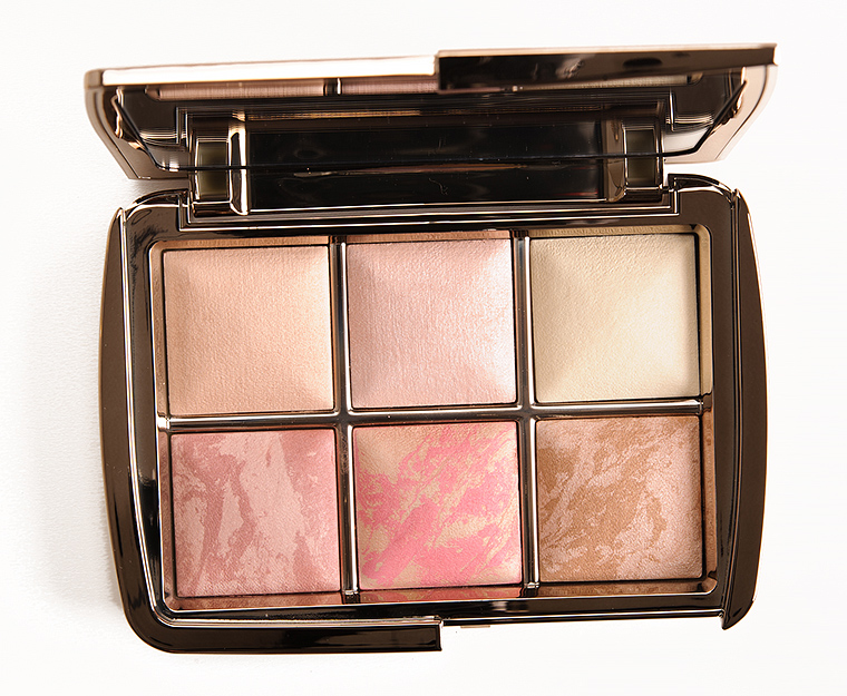 Hourglass Ambient Lighting Edit Palette Review s Swatches