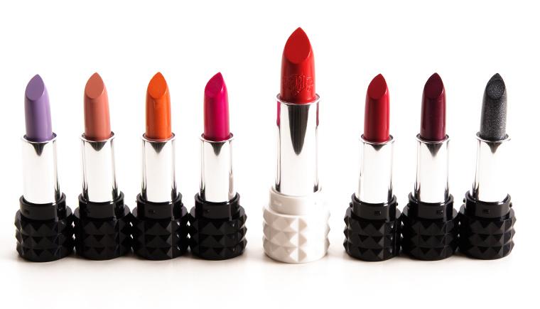 Kat Von D Mi Vida Loca Remix Studded Kiss Lipstick Set