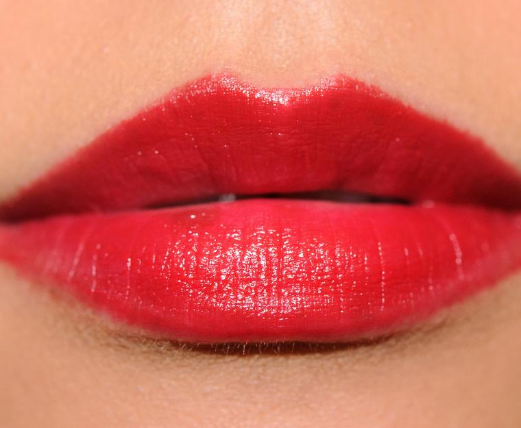 MAC Brave Red Lipstick