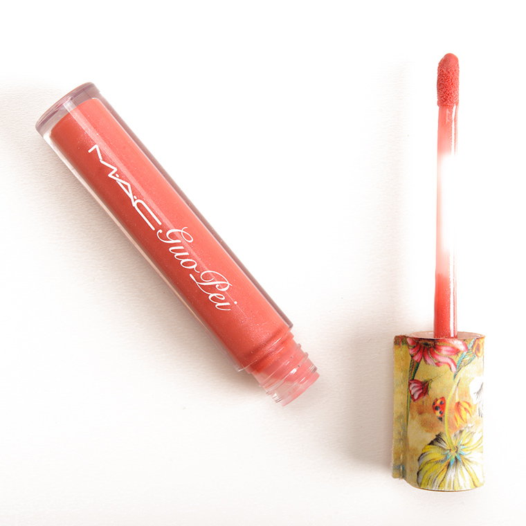 MAC Bright Pink Bouquet Cremesheen Glass