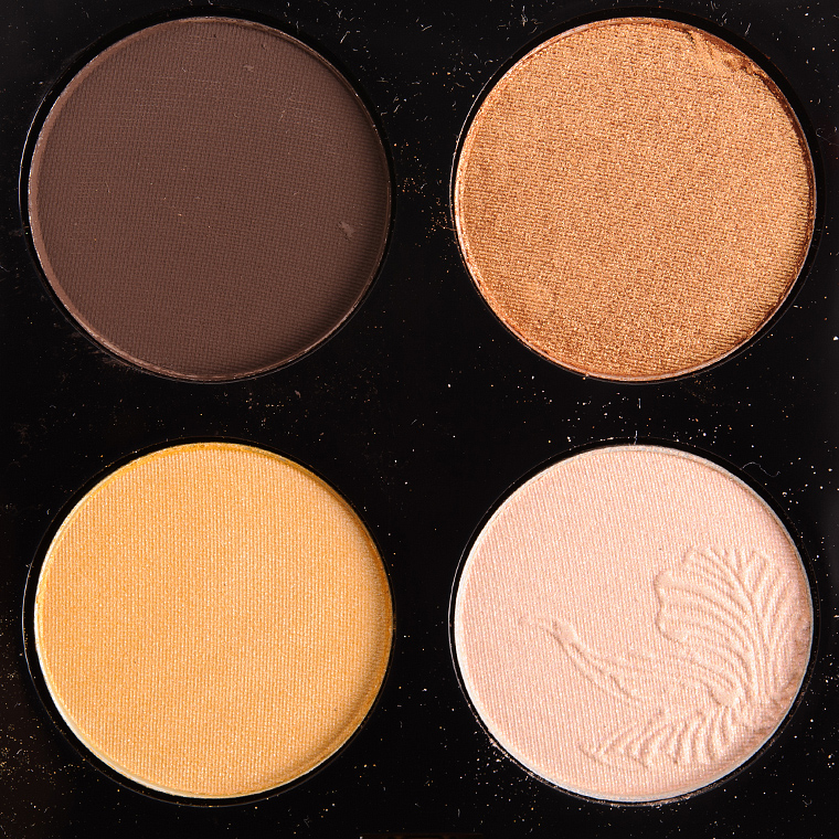 MAC Morning Light Eyeshadow Quad