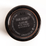 MAC Our Secret Pro Longwear Fluidline