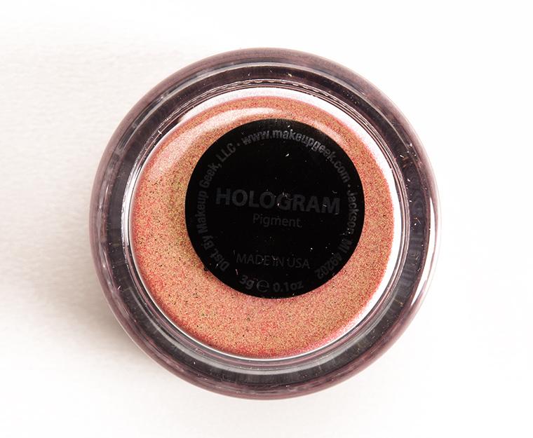 Makeup Geek Hologram Pigment