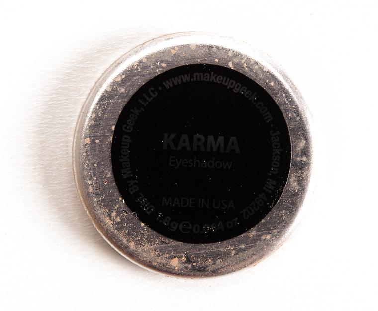 Makeup Geek Karma Eyeshadow