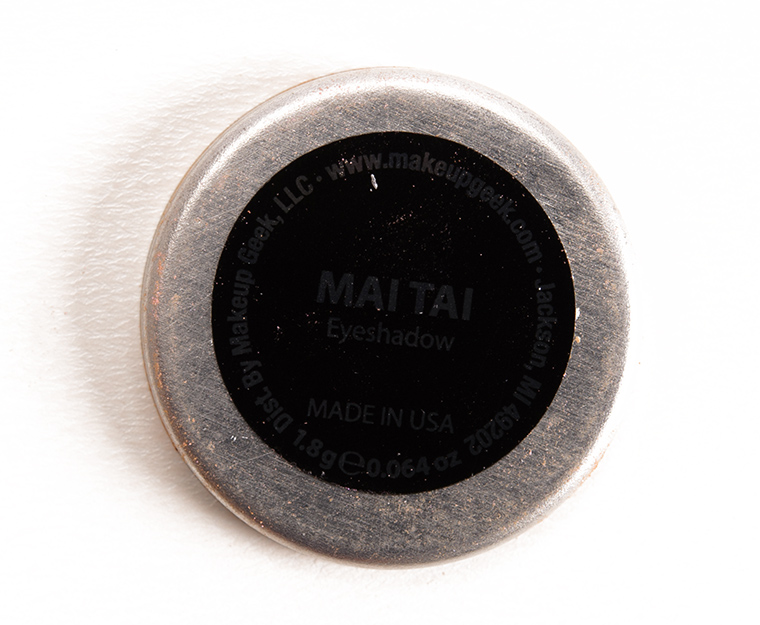 Makeup Geek Mai Tai Eyeshadow