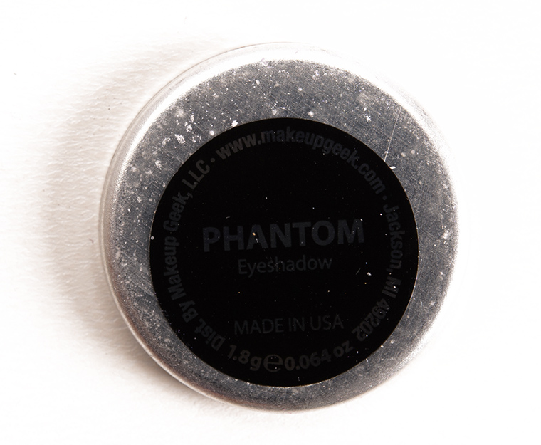 Makeup Geek Phantom Eyeshadow