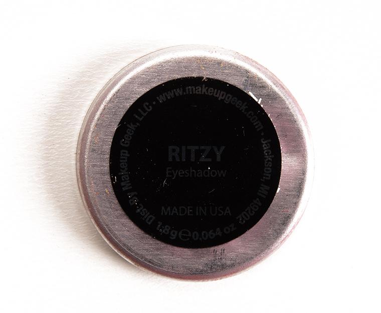 Makeup Geek Ritzy Eyeshadow