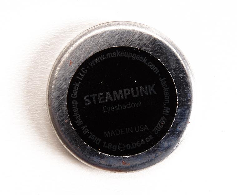 Makeup Geek Steampunk Eyeshadow