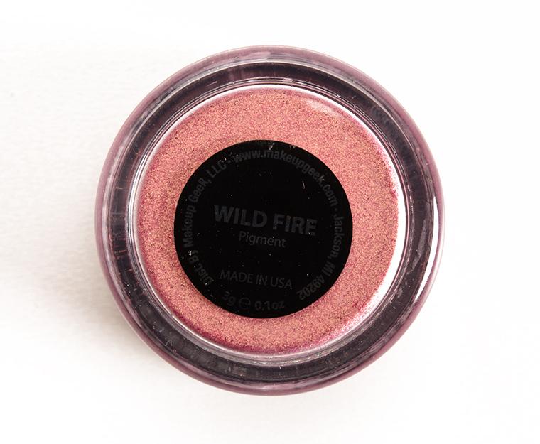 Makeup Geek Wildfire Pigment