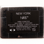 NARS New York Eyeshadow