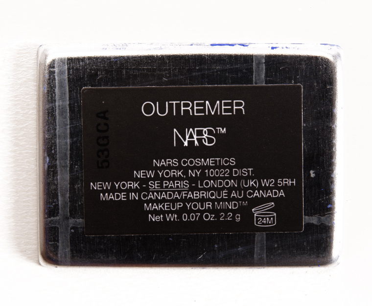 NARS Outremer Eyeshadow