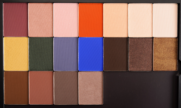 NARS Eyeshadows