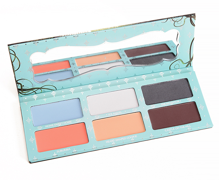 Sugarpill x Edward Scissorhands Eyeshadow Palette