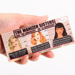 theBalm The Manizer Sisters The Luminizing Collection