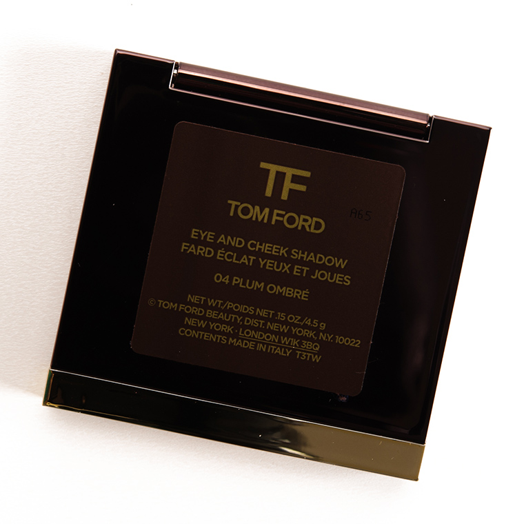 Tom Ford Plum Ombre Eye & Cheek Shadow