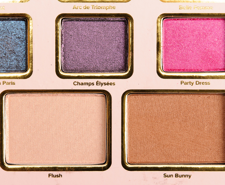 Too Faced Le Grand Palais Eyeshadow Palette