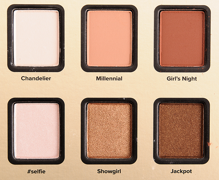 Too Faced Stardust Eyeshadow Palette